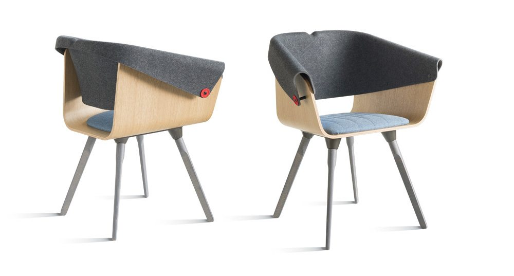 Mobili Di Design Famosi : Design greenu e ad amsterdam i mobili nascono dalla plastica